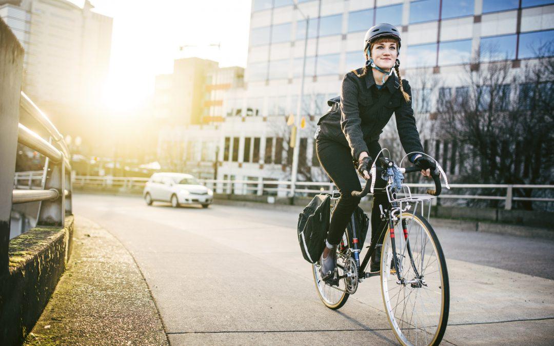 Våren er her – Begynn å pendle med sykkel!