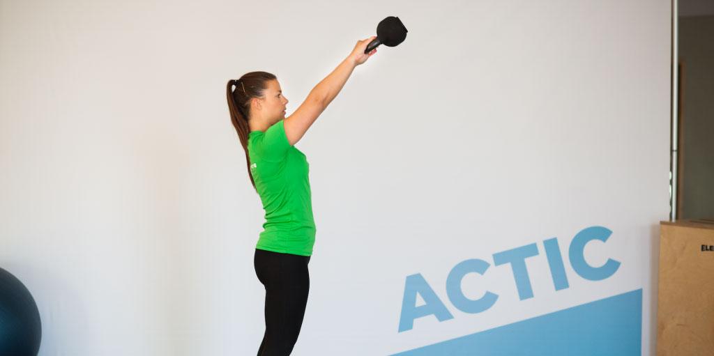 Økt styrke med bevegelighetstrening