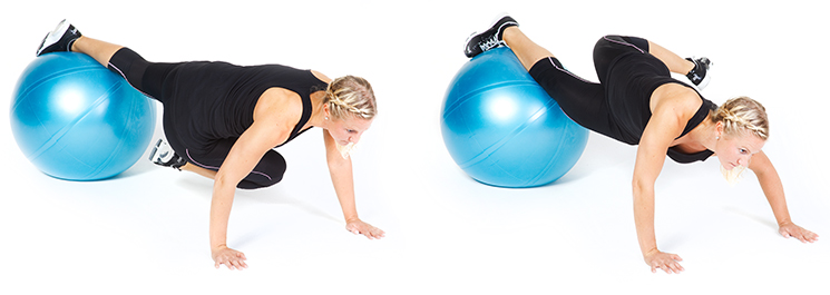 pilatesball-core