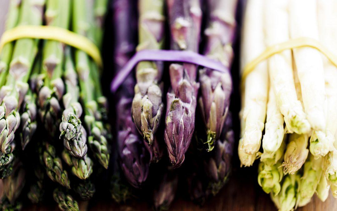 Det våres for aspargesen