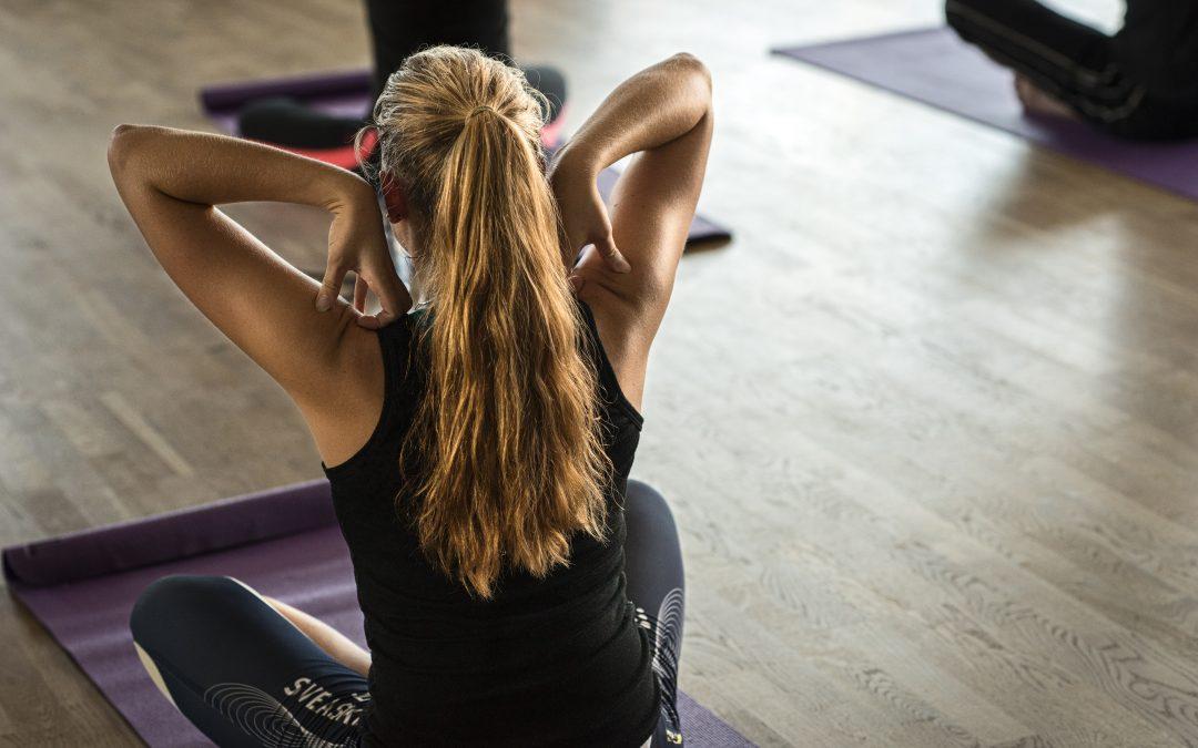Fire øvelser som reduserer stølhet i brystet