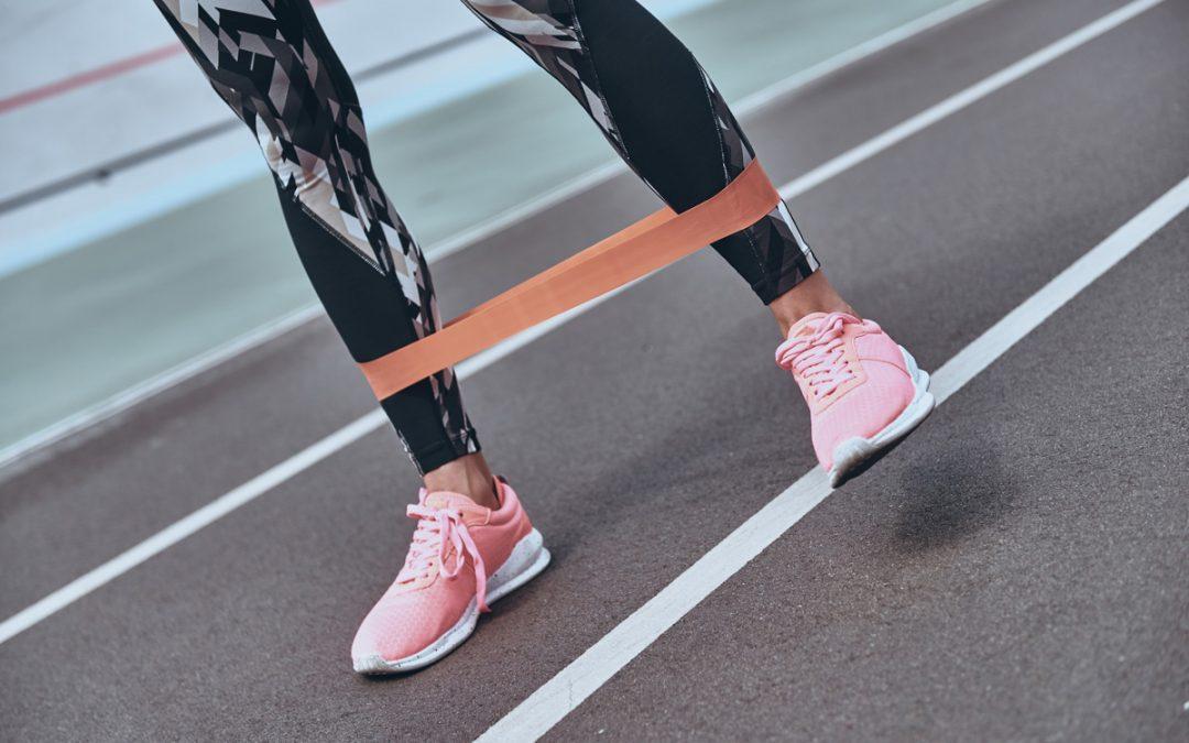 Trening med treningsstrikk