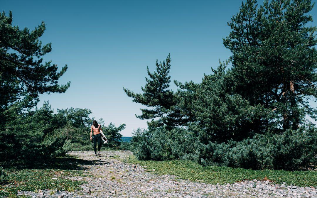 Veltrent på ferie – trening uten utstyr
